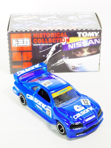 tomica-hoshino-kazuyoshi-historical-collection-nissan-skyline-r34-racing-1999-07